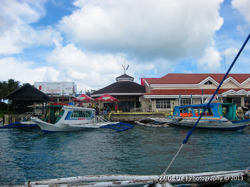 Caticlan Jetty Port
