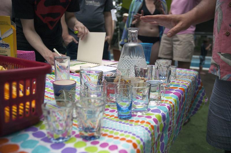 Shotglass collection