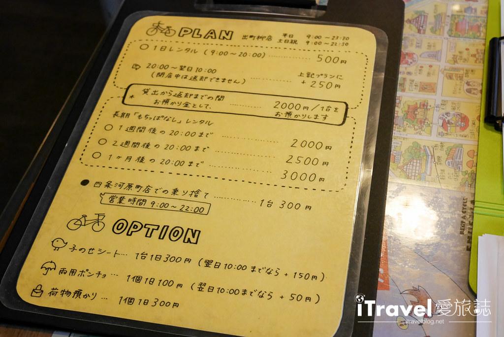 京都脚踏车出租 Rent a cycle EMUSICA (6)