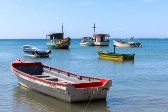 Traditioneel een vissersdorpje.