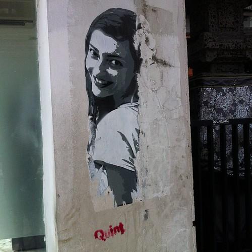 Graffiti girl II
