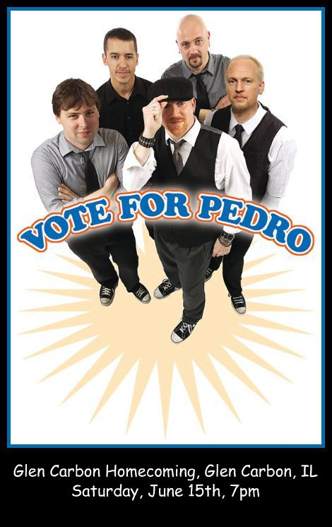 Vote For Pedro 6-15-13