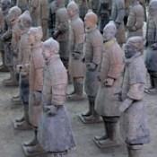 China - Xian - Terracotta Army - 21