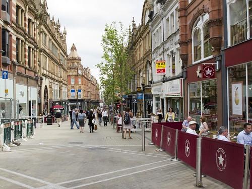 Leeds 04 calles ambiente musical