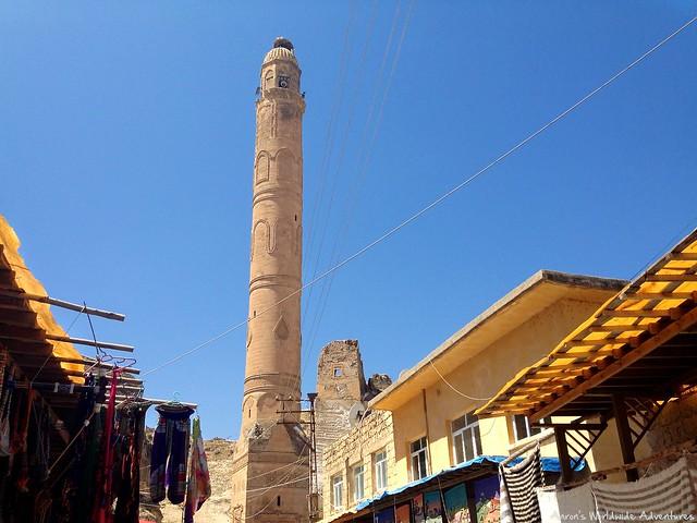 Hasankeyf Minaret
