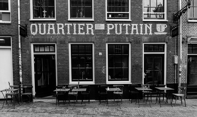 Quartier Putain, Red Light District, Amsterdam