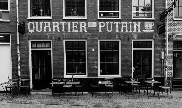 Quartier Putain, Red Light District, Amsterdam