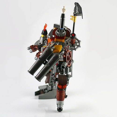 LEGO The Movie 70807 MetalBeard's Duel 21