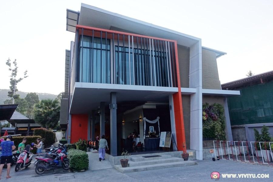 Chaweng Noi Pool Villa,查汶池畔別墅,泰國旅遊,蘇梅島住宿,蘇梅島好飯店 @VIVIYU小世界