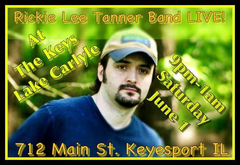 Rickie Lee Tanner 6-1-13