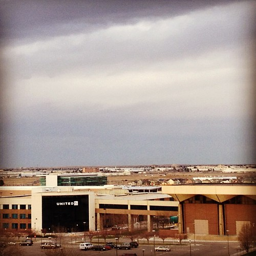 United Training Center at #denver old Stapelton airport complex by @MySoDotCom