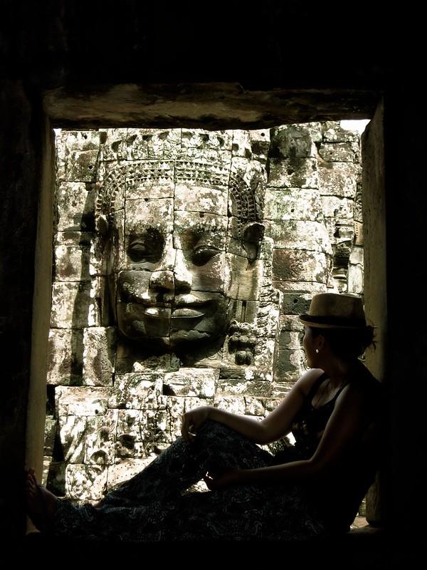 Angkor Thom - Prasat Bayon