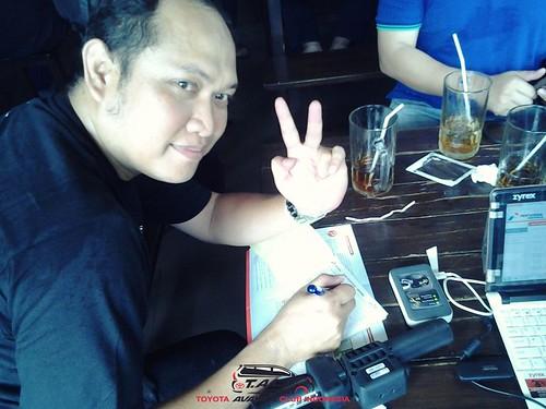 TACI Pemasangan RFID BBM