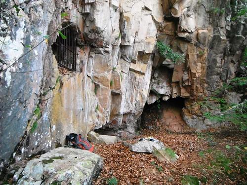 Cova de Sant Miquel dels Sants