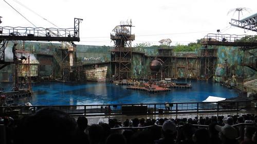 waterworld set