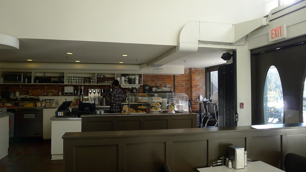 Acme Cafe Vancouver