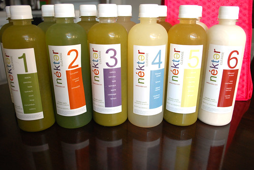 Nekter Juice Bar: My Three Day Cleanse – My Burning Kitchen