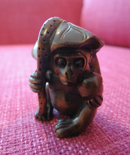 My first netsuke