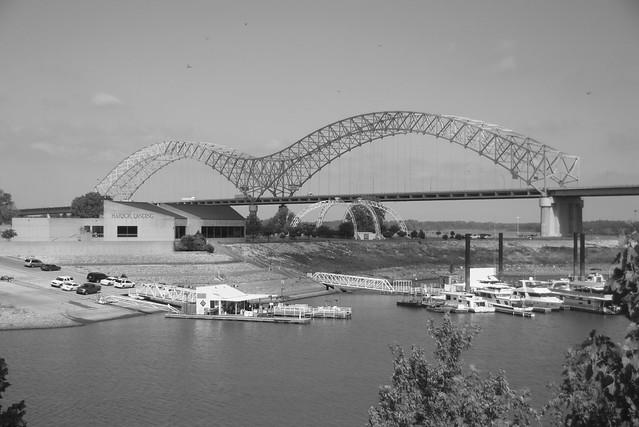 Memphis River Bridge