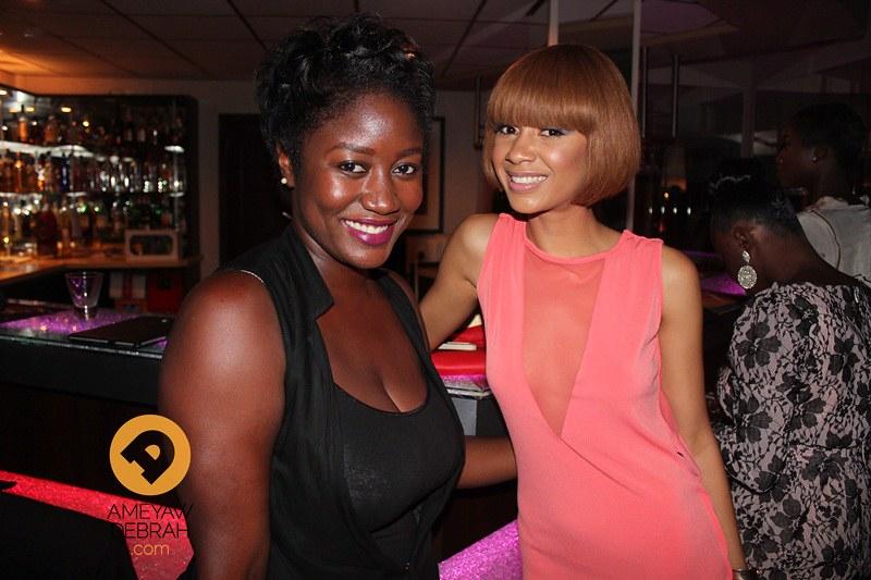 Glitz africa fashion week party