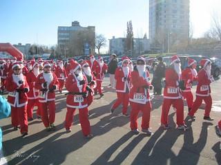 Sea of Santas