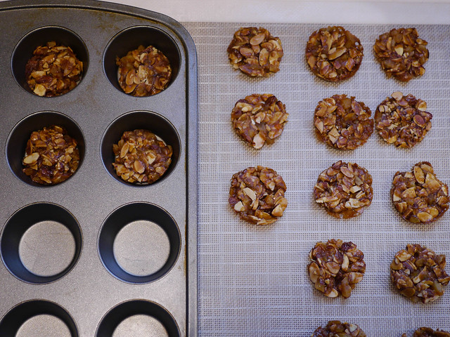 Florentines - Baked
