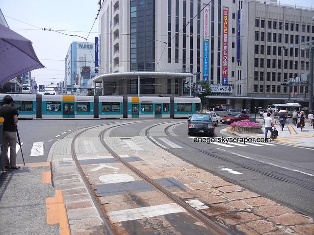 広島 トラム 長いの