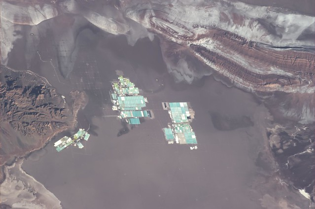 Maybe one day our  settlements on Mars will look like this…