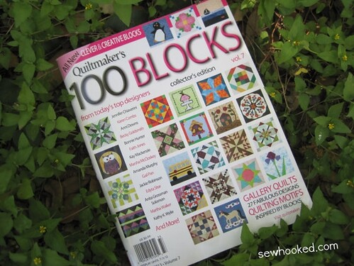 Quiltmaker's 100 Blocks Vol. 7