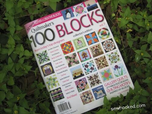 Quiltmaker's 100 Blocks Vol. 7