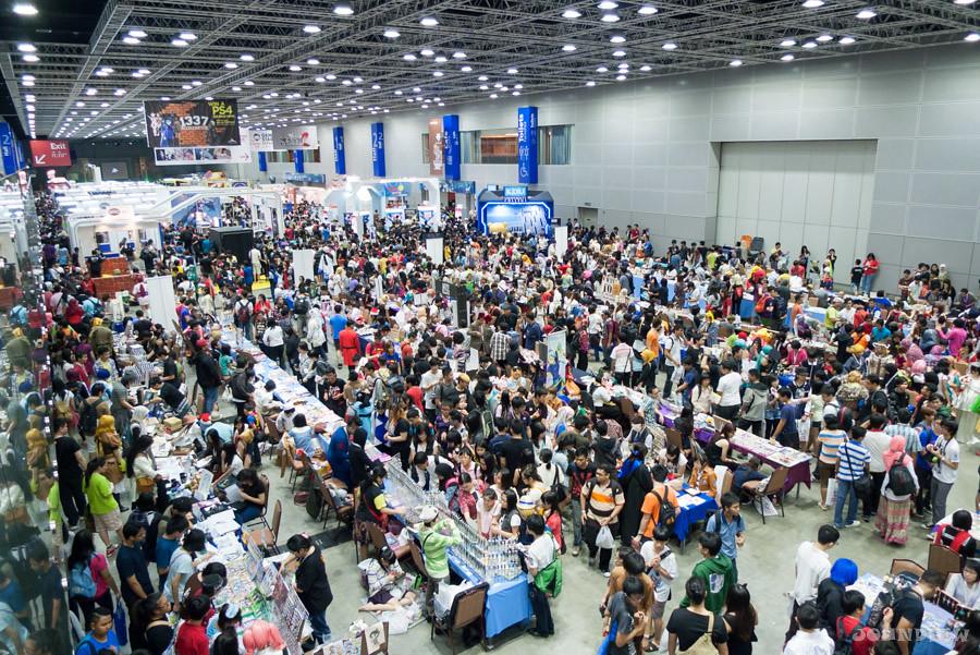 Comic Fiesta 2013 - 05