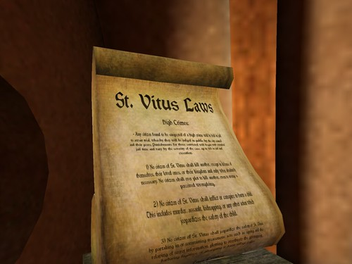 St Vitus Laws by Isle of Dee