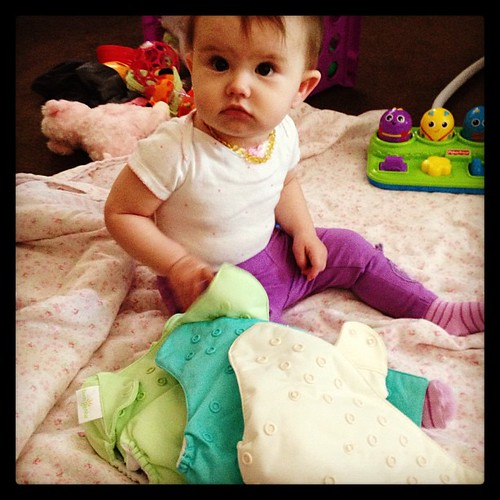 Thank you #cottonbabies for such quick delivery on my seconds #clothdiapers #fluffmail