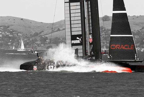 America's Cup 2013 by Christopher.Michel