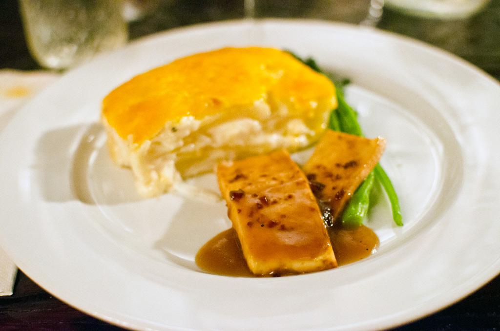 tofu au poivre