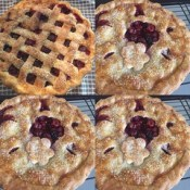 Reveal! The Cherry Pies were for Katy Perry's song release party today, Bon Appetit! The song has reference to Cherry Pie - and Capitol Records gifted them to Ellen DeGeneres, and many more! Cheers! 🍒🍒🍒🍒🍒:cherr