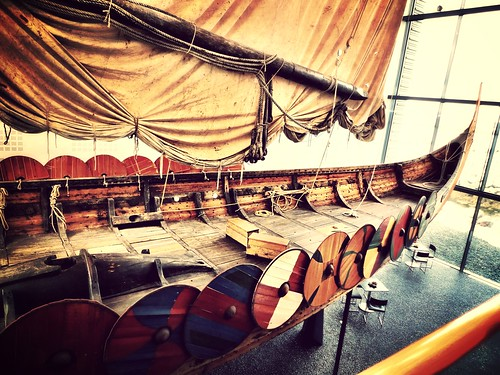 Viking ship replica by SpatzMe