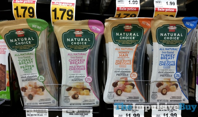 Hormel Natural Choice Protein Packs
