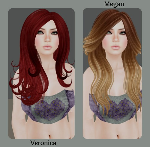 Alice Project: Veronica & Megan