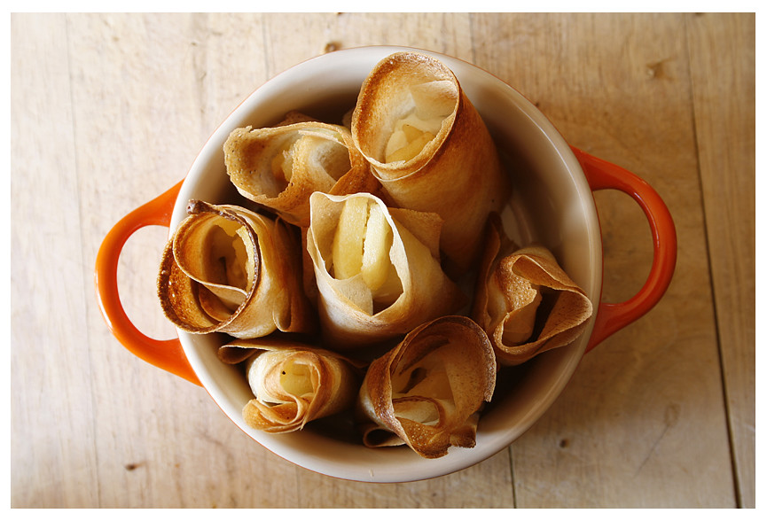 Farcellets de pasta brik