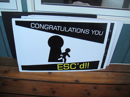 ESC-IT poster cards