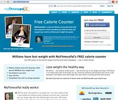 Health Datapalooza: My Fitness Pal
