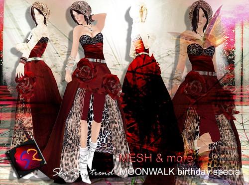 ShuShu MOONWALK birthday special FREE - LAMU GROUP by AnaLee Balut