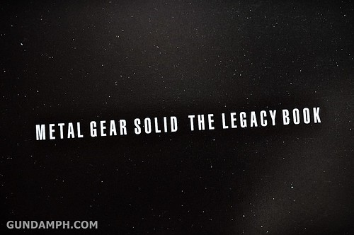 PS3 Metal Gear Legacy Collection Unboxing Review (9)