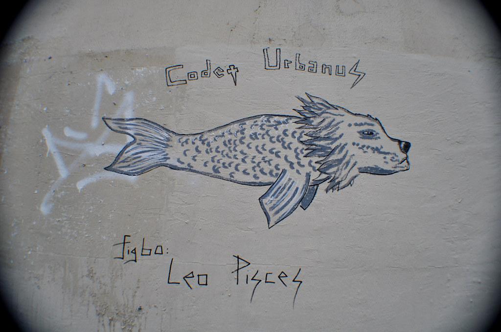 Codex Urbanus Fig.60 Leo Pisces
