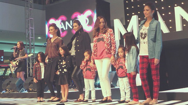Mango Kids and Ladie mini ne fashion