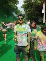 Colour Run: Quatro Kilómetro