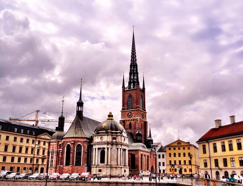 Stockholm by SpatzMe