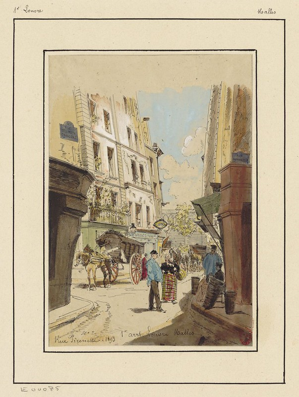 Rue Pirouette (1893)