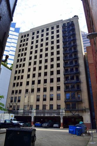 Old Cincinnati Enquirer Building - August, 2013